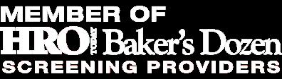HRO Baker's Dozen