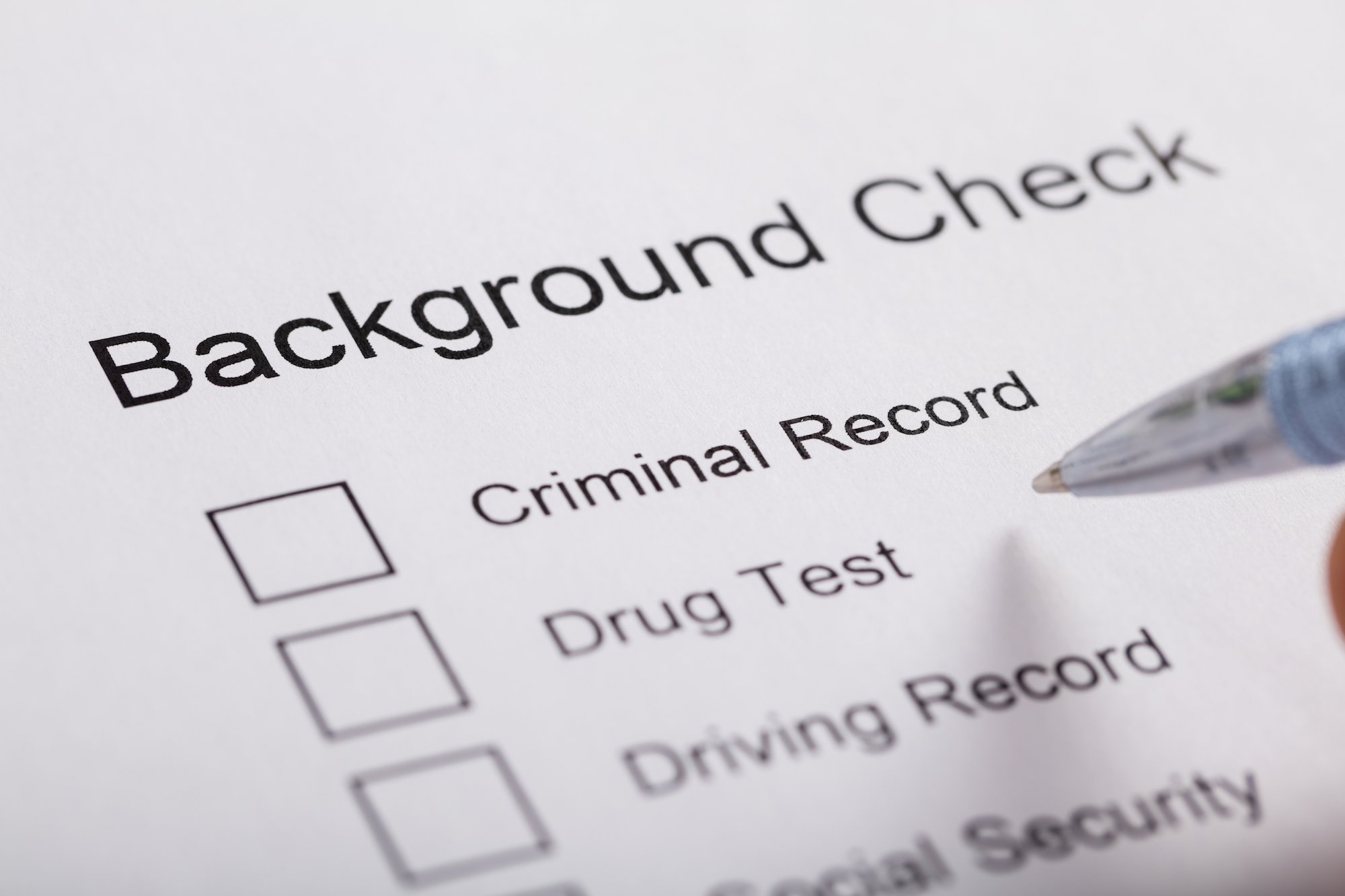Online Background Checks: What Are the Benefits for Your HR Department?
